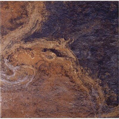 16 x 16 Ceramic Field Tile in Supremo Multicolor