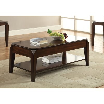 Clairmont Lift Top Coffee Table