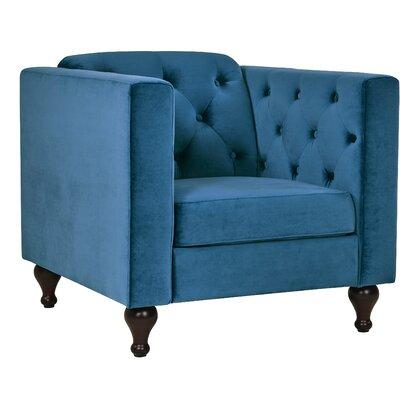 Charlton Home Armchair Upholstery: Mallard