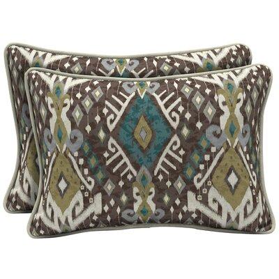 Partlow Reversible Outdoor Lumbar Pillow