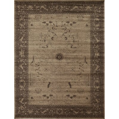 Shailene Brown Area Rug Rug Size: Rectangle 10 x 13