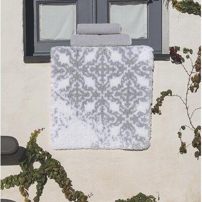 Pinero Vintage Tile Bath Rug Size: 24 W x 39 L