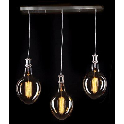 Yerby 3-Light Kitchen Island Pendant