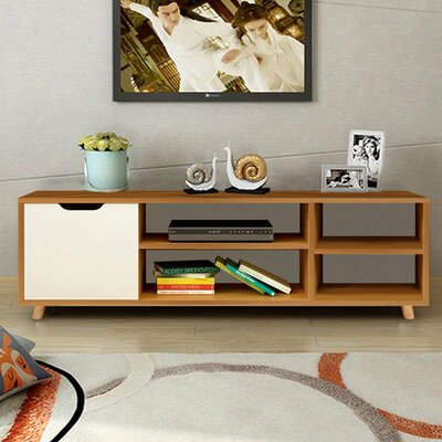 Horologium Shelf Storage Multi Function 47 TV Stand