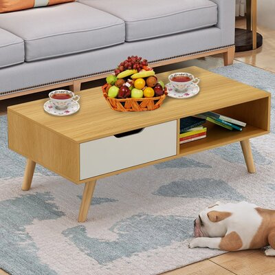 Horrocks Ancient Style Coffee Table with Storage