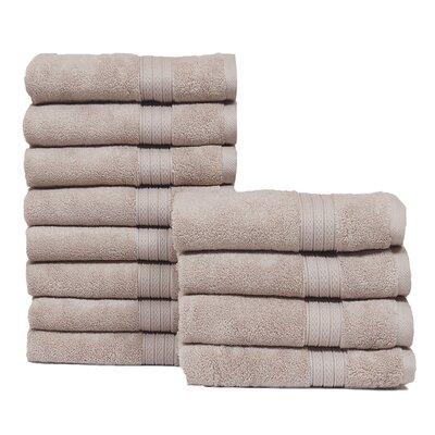 Kring Zero Twist Hand Towel Color: Mushroom