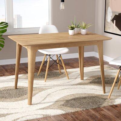 Adsett Dining Table Finish: Natural Oak