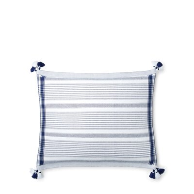 Luna Stripe Lumbar Pillow