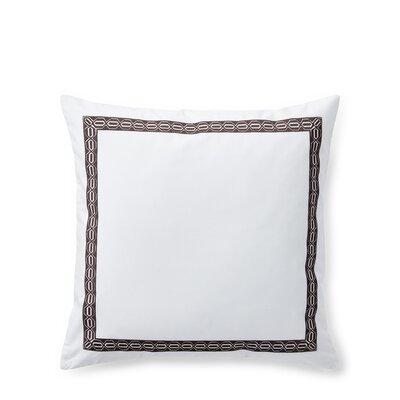 Dorian Embroidery Frame Throw Pillow