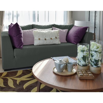 T-cushion Love Seat Slipcover