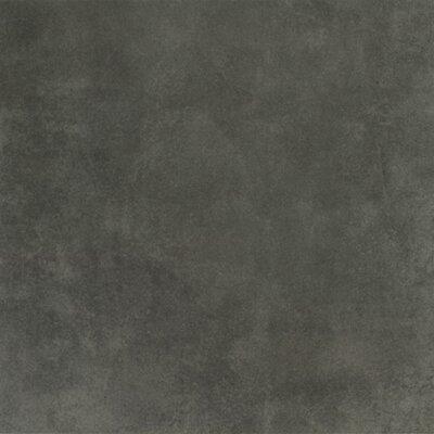 Concrete 12 x 24 Porcelain Field Tile in Dark Gray