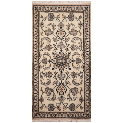Handmade Rosato Hand-Knotted Wool Ivory/Beige Area Rug