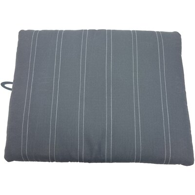 Sleep Zone Durable Pet Pad Bed Color: Gray, Size: 51 W x 33 D x 2 H