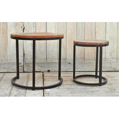 Crossville 2 Piece Nesting Tables