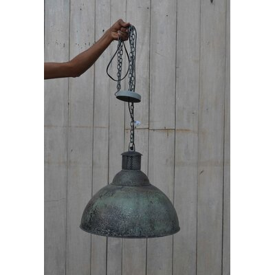 Grist 1-Light Inverted Pendant