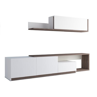 Torrisi TV Wall Unit Entertainment Center