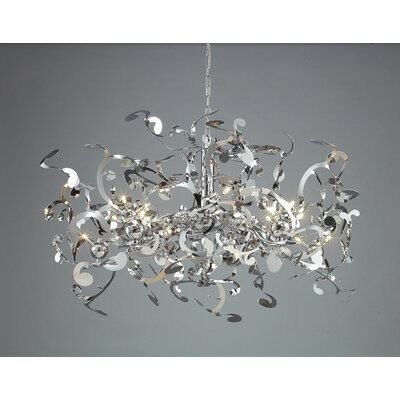 Montross 30-Light Sputnik Chandelier