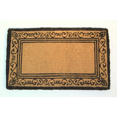 Ceniceros Doormat Mat Size: Rectangle 16 x 26