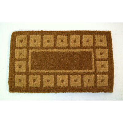 Taft Avenue Doormat Mat Size: Rectangle 3 x 6