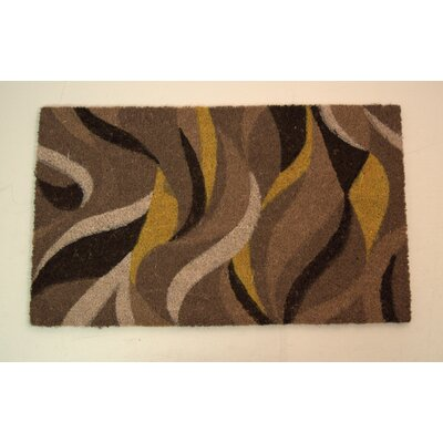 Dupont Modern Leaves Doormat