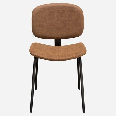 Maniscalco Dining Chair Color: Coffee