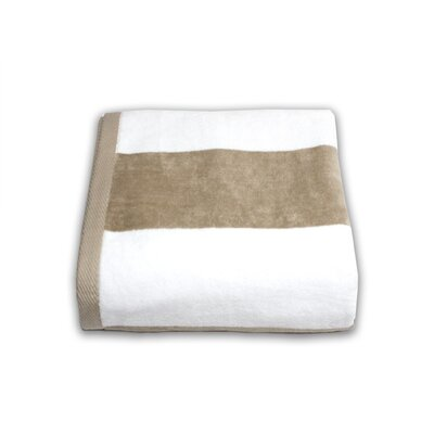 Tropical Cabana Beach Towel Color: Sand