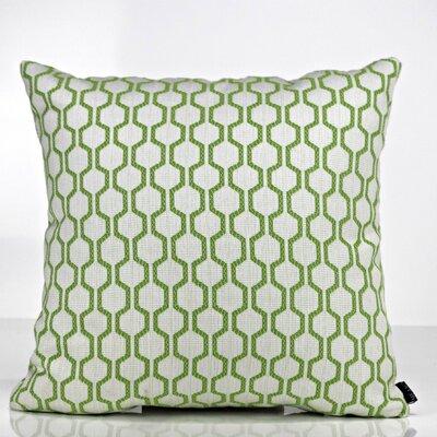 Sasser Honeycomb Sunbrella Indoor/Outdoor Throw Pillow