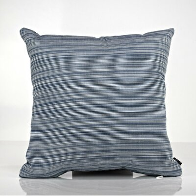 Cuellar Rib Sunbrella Indoor/Outdoor Throw Pillow