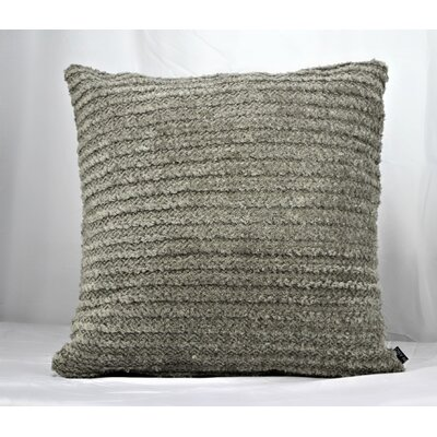 Zambrano Ribbed Sunbrella Indoor/Outdoor Throw Pillow