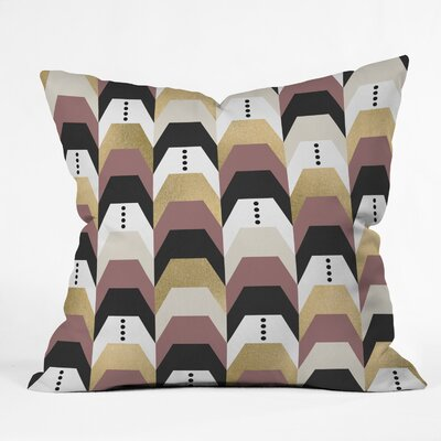 Elisabeth Fredriksson Bullions Throw Pillow Size: 18 x 18