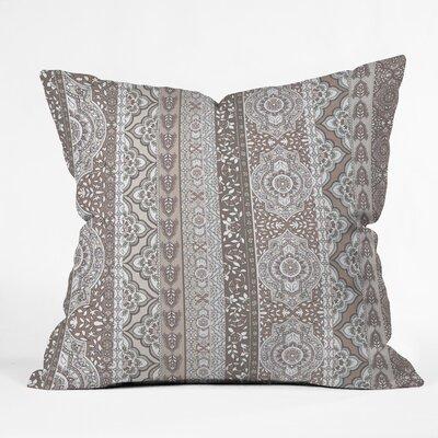 Aimee St Hill Farah Stripe Throw Pillow Size: 18 x 18