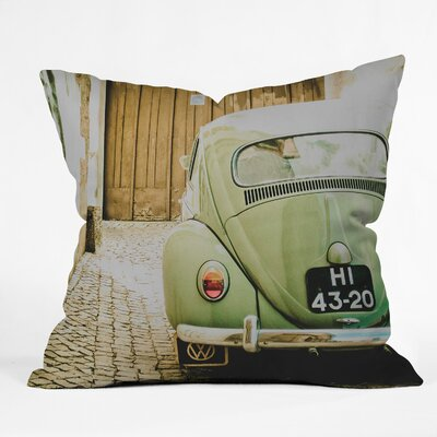 Hello Twiggs Mrs Throw Pillow Size: 16 x 16