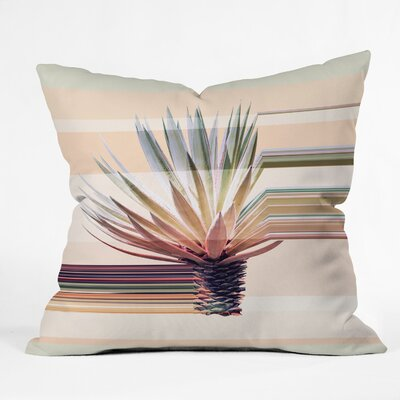 Iveta Abolina Agave Stripe Throw Pillow Size: 20 x 20