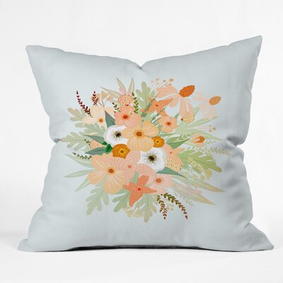 Iveta Abolina Ada Garden Throw Pillow Size: 20 x 20