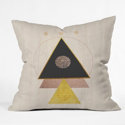 Viviana Gonzalez Throw Pillow Size: 18 x 18
