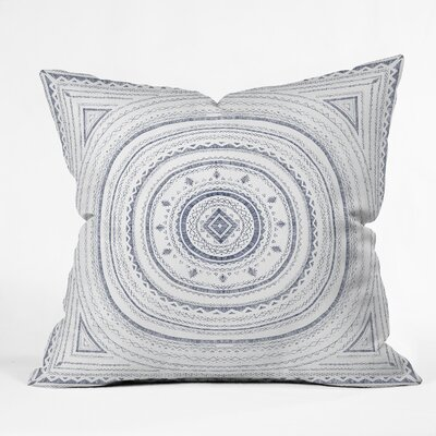 Dash and Ash Finch Throw Pillow Size: 16 x 16