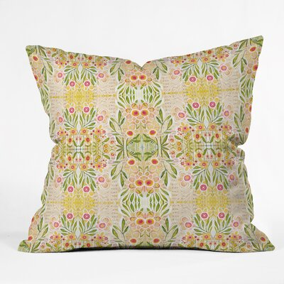 Meadows Outdoor Throw Pillow Size: 18 x 18