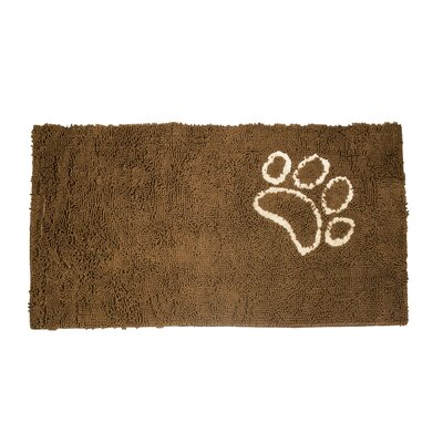 Hertel Home and Hallway Doormat Color: Brown