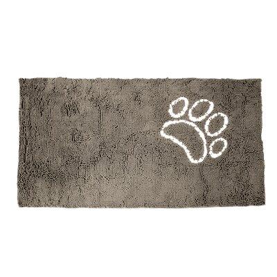 Hertel Home and Hallway Doormat Color: Gray