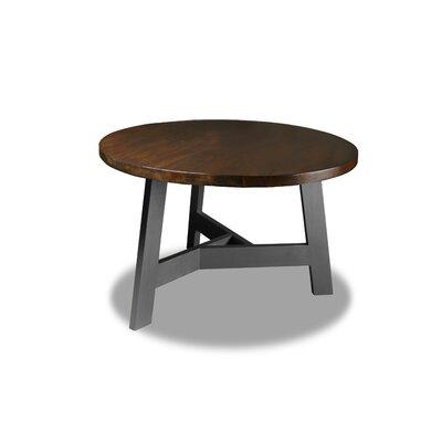 Malinowski Dining Table Color: Walnut, Size: 30 H x 48 W x 48 D