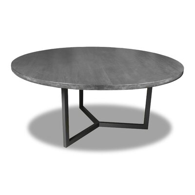 Gowen Dining Table Color: Gray, Size: 30 H x 72 W x 72 D