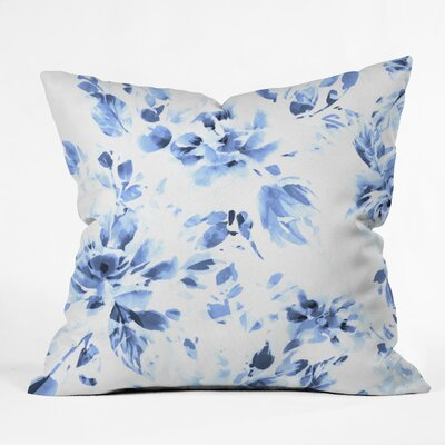 Gabriela Fuente Juliana Throw Pillow Size: 26 x 26