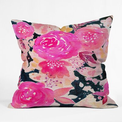 Stephanie Corfee Throw Pillow Size: 18 x 18