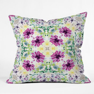 83 Oranges Throw Pillow Size: 16 x 16