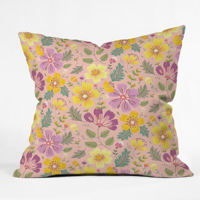Pimlada Phuapradit Spring Throw Pillow Size: 20 x 20