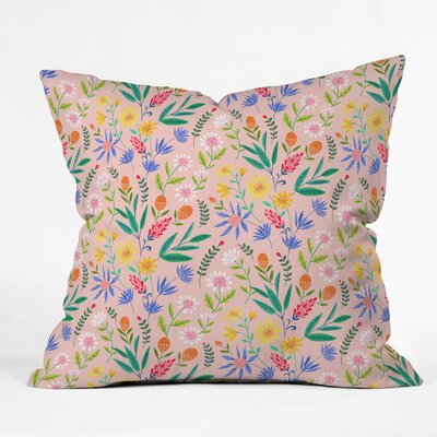 Pimlada Phuapradit Rory Throw Pillow Size: 16 x 16