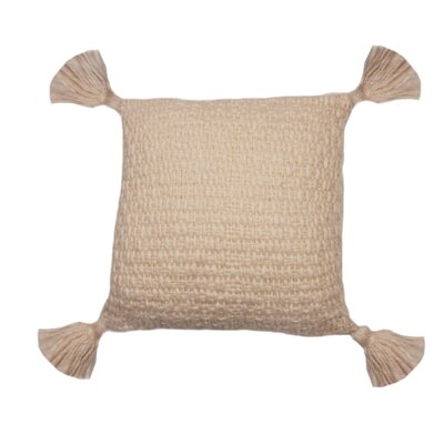 Perkinson Chunky Decorative Pillow Cover