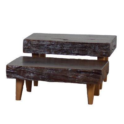 Rikard Root 2 Piece End Table