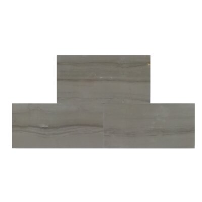 3 x 6 Natural Stone Field Tile in Athens Gray