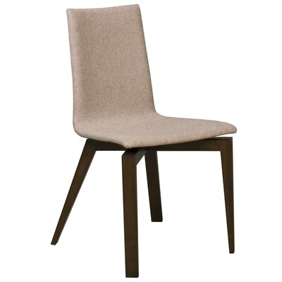 Czajkowski Slip Plyshell Maple Upholstered Dining Chair